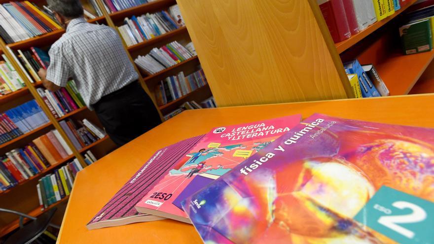 El precio de los libros de texto para este curso sube un 5% respecto al año anterior