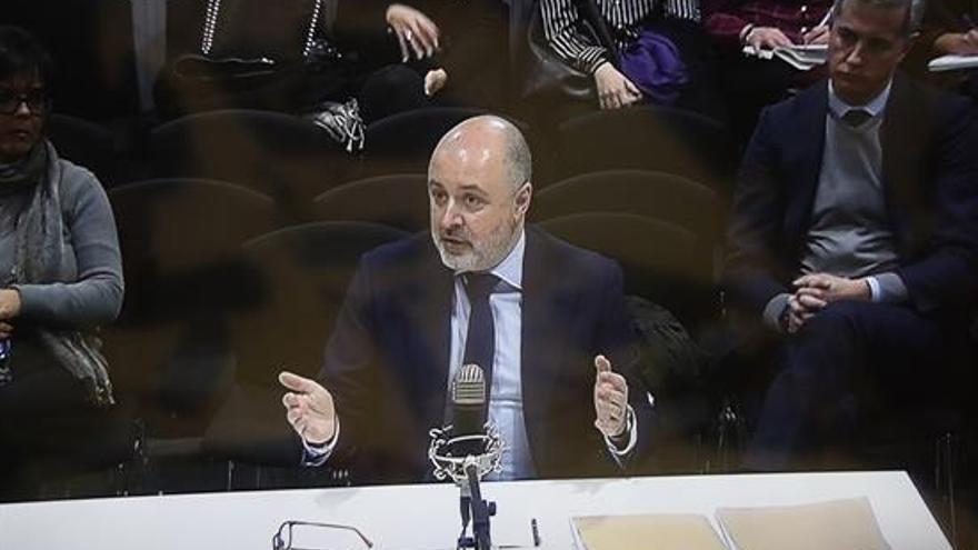 Serra apunta a Costa como quien autorizaba los pagos en 'B' en el PPCV