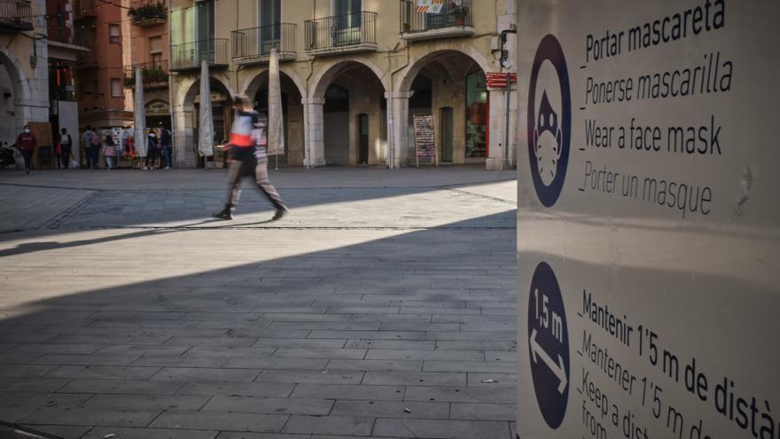 El Govern demana el toc de queda a Figueres i el treu a Roses i Vilafant