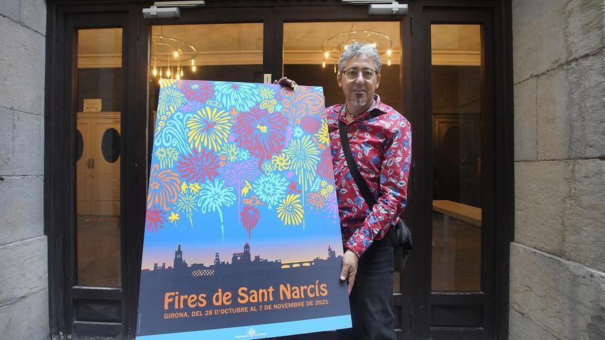 Girona presenta el cartell de Fires de Sant Narcís 2021