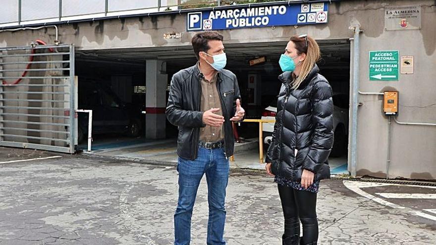 Torrox recupera el parking de la Almedina sin abonar un euro a la adjudicataria