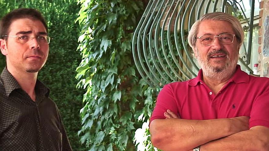 Héctor Escandell crea una serie  sobre el 'Arropiero'