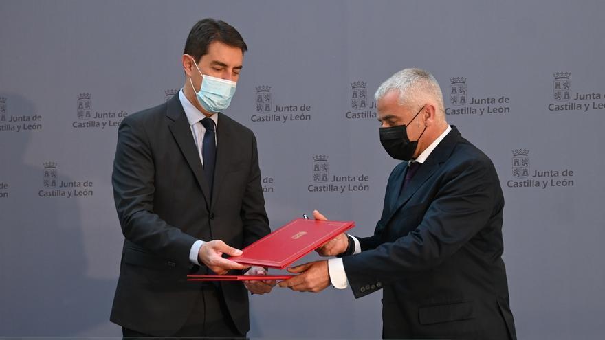"""El Gobierno de Mañueco reconoce """"la deuda de Castilla y León con las víctimas del terrorismo"""""""