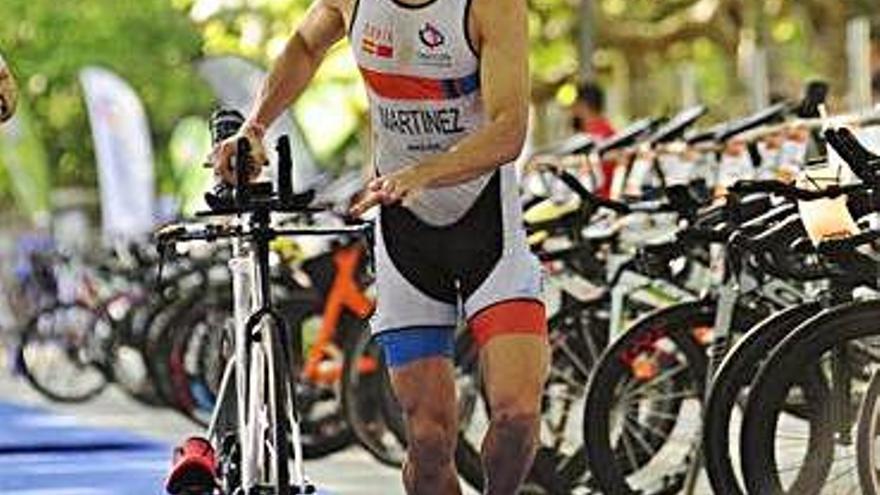 Alfonso Martínez, en el top 20 español de larga distancia