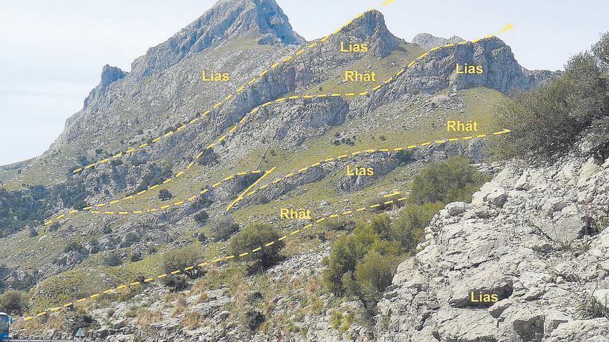 Etwas von Schwäbischer Alb in Mallorcas Tramuntana