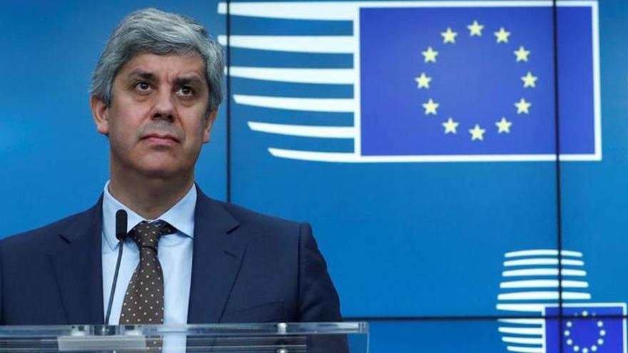 El Eurogrupo acuerda un plan de 500.000 millones