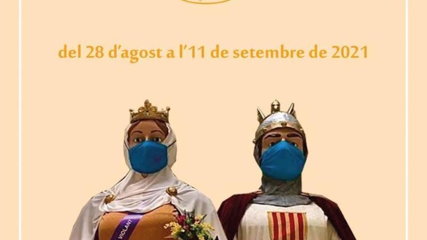 Las fiestas del Rei en Jaume de Calvià recuperan parte de las actividades
