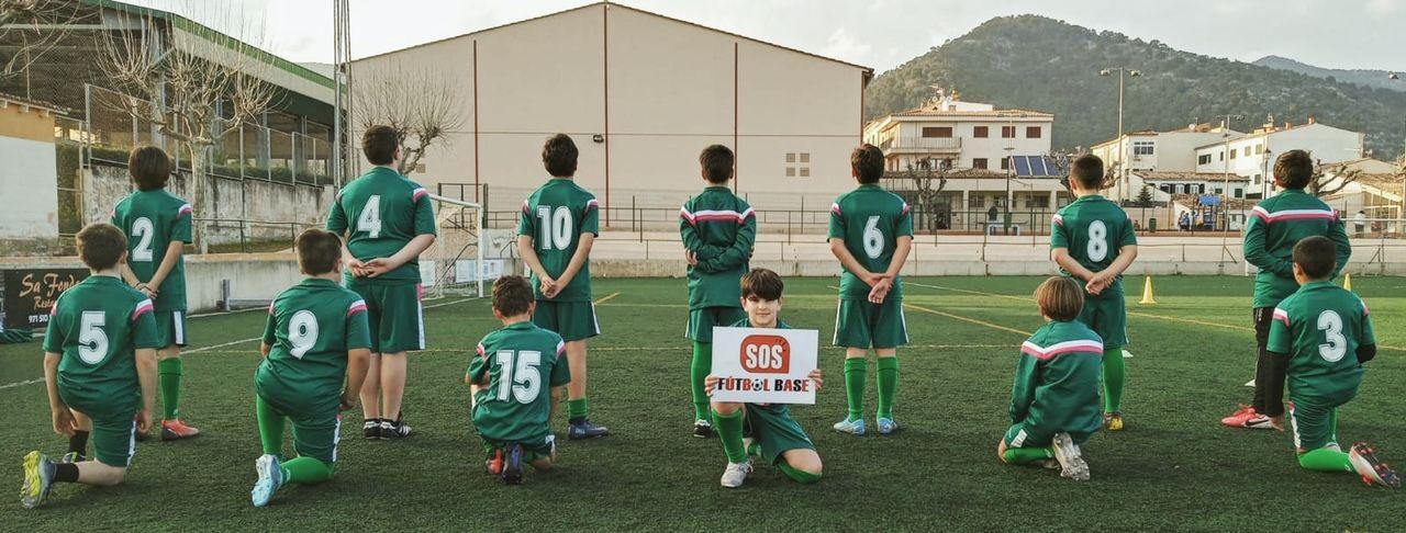 SOS fútbol base