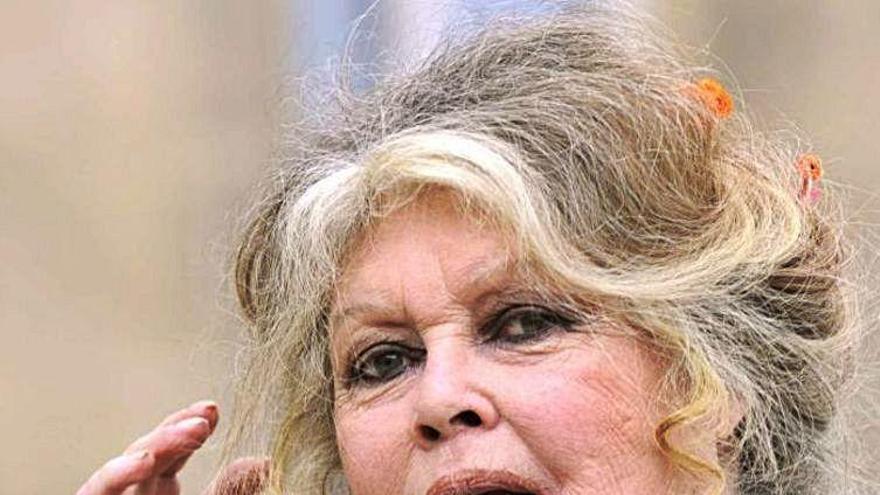 Brigitte Bardot cumple 86 años