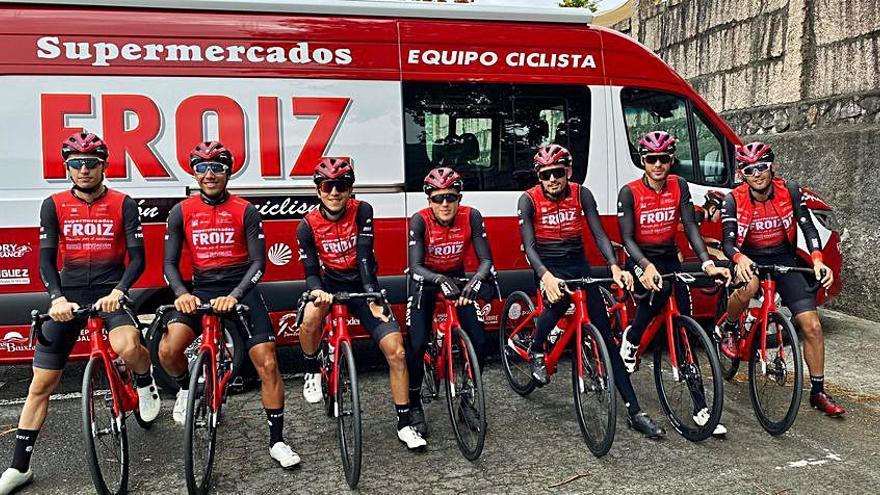 Pablo Alonso finaliza quinto la Vuelta Brigantina