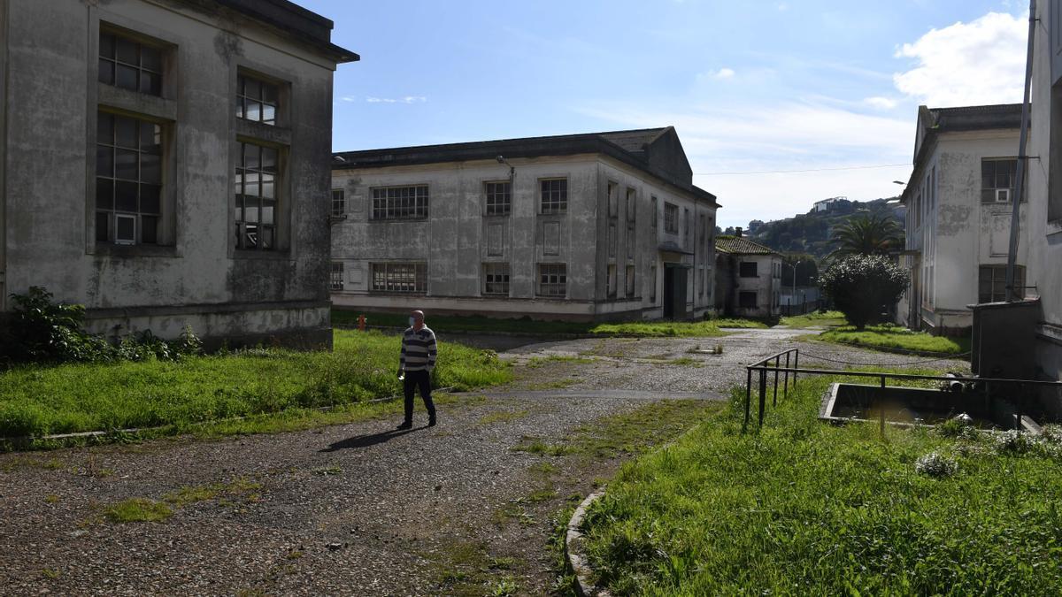 Edificios de la antigua fábrica de armas
