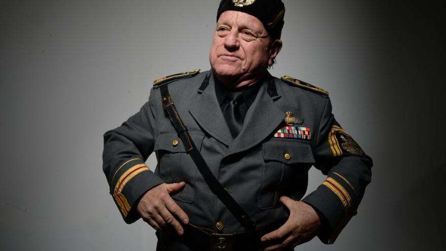 Yo, Mussolini