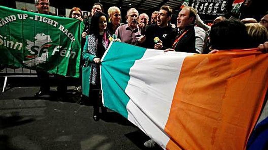 La Irlanda del Sinn Féin