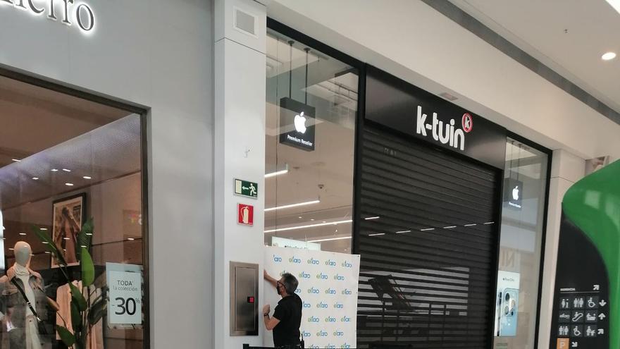 Roban de nuevo en una tienda de telefonía de El Faro en Badajoz