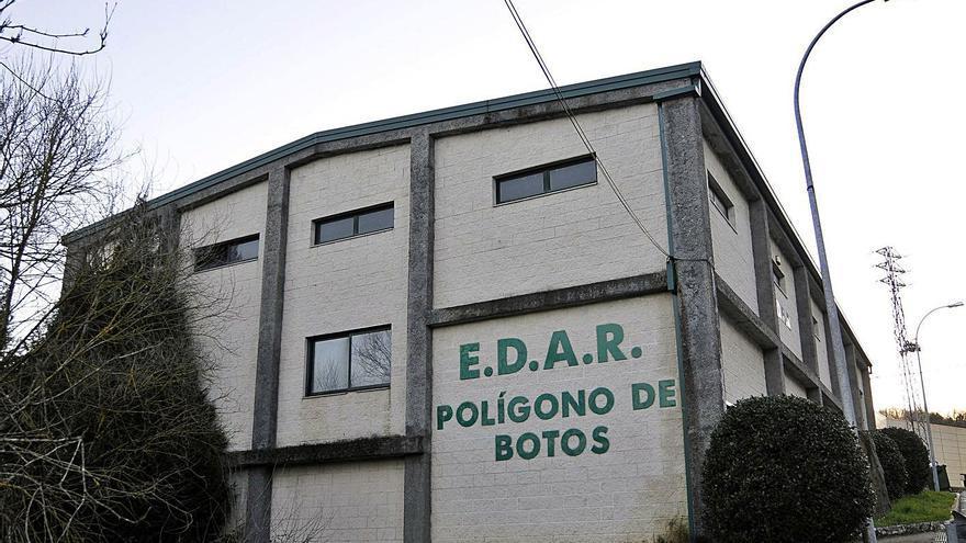 Las dos depuradoras de Lalín vulneran una normativa europea sobre tratamiento de aguas residuales