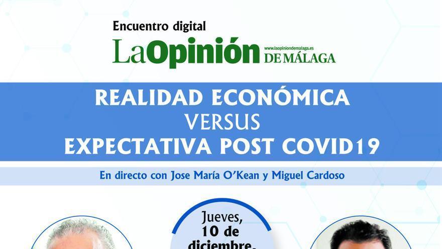 'Realidad Económica Vs expectativa post Covid-19', a debate en La Opinión