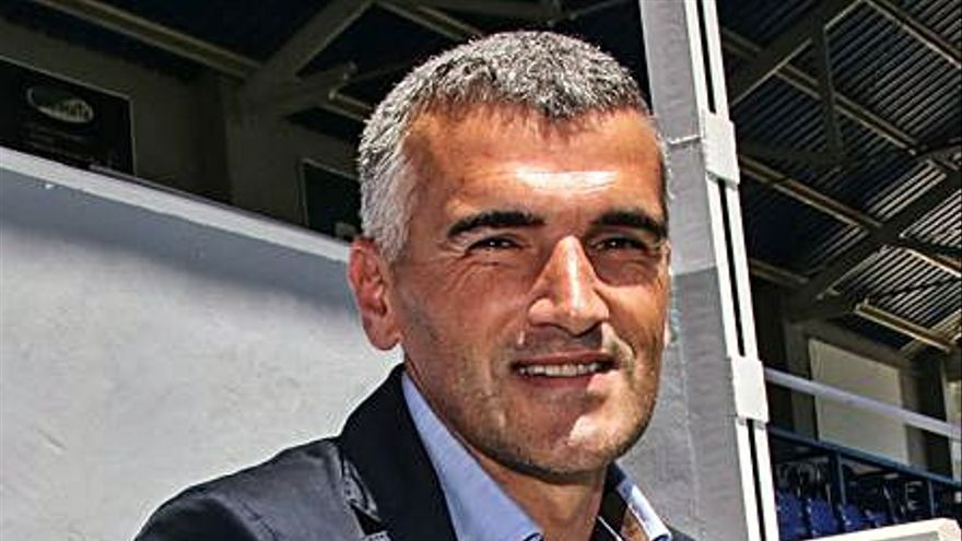 Parras: «El Alcoyano no va de excursión a Andorra, al contrario»