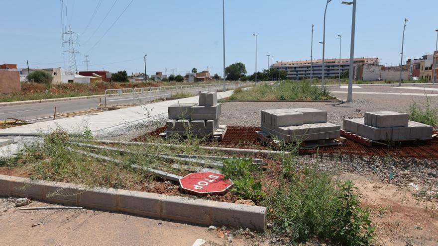 Castelló reajusta un desarrollo urbanístico junto al Barranquet