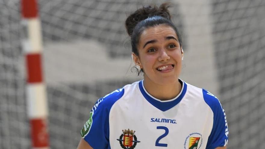 Elba Álvarez, convocada a la selección española junior