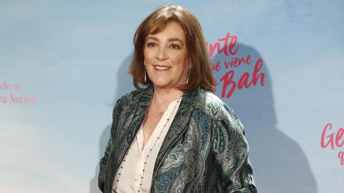 Carmen Maura.