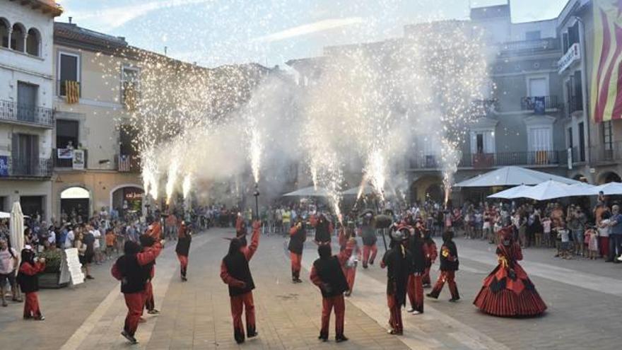 El govern d'Igualada xifra en 110.000 persones la participació a la festa major