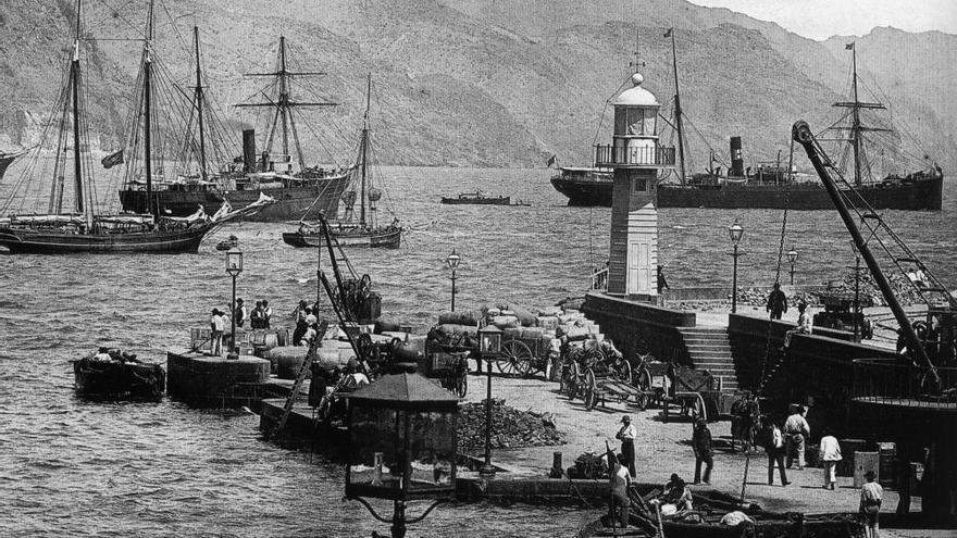 George Graham Toler, autor de las primeras tarjetas postales de Tenerife