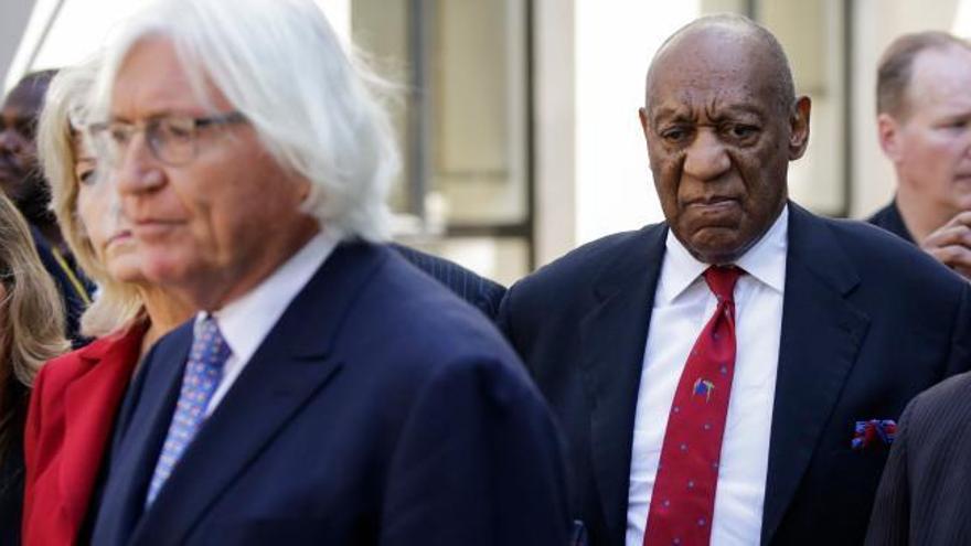 Bill Cosby, declarado culpable de agresión sexual