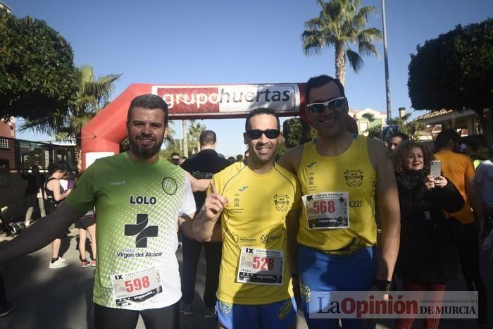 Carrera popular 'Los Olivos'