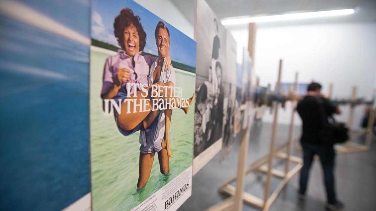 A recent exhibition at TEA