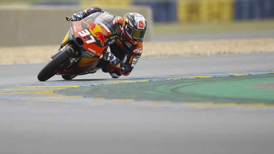 El GP de Francia de Moto3, en directo