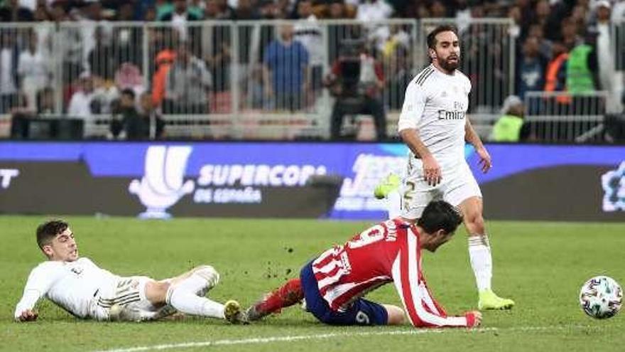 El Madrid, fiel a su historia