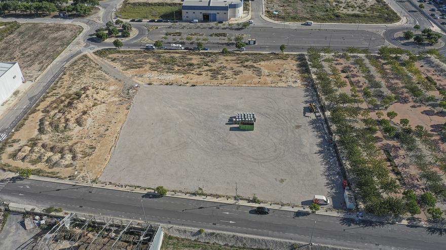 Inician las obras de la primera planta de transferencia de residuos de la Vega Baja