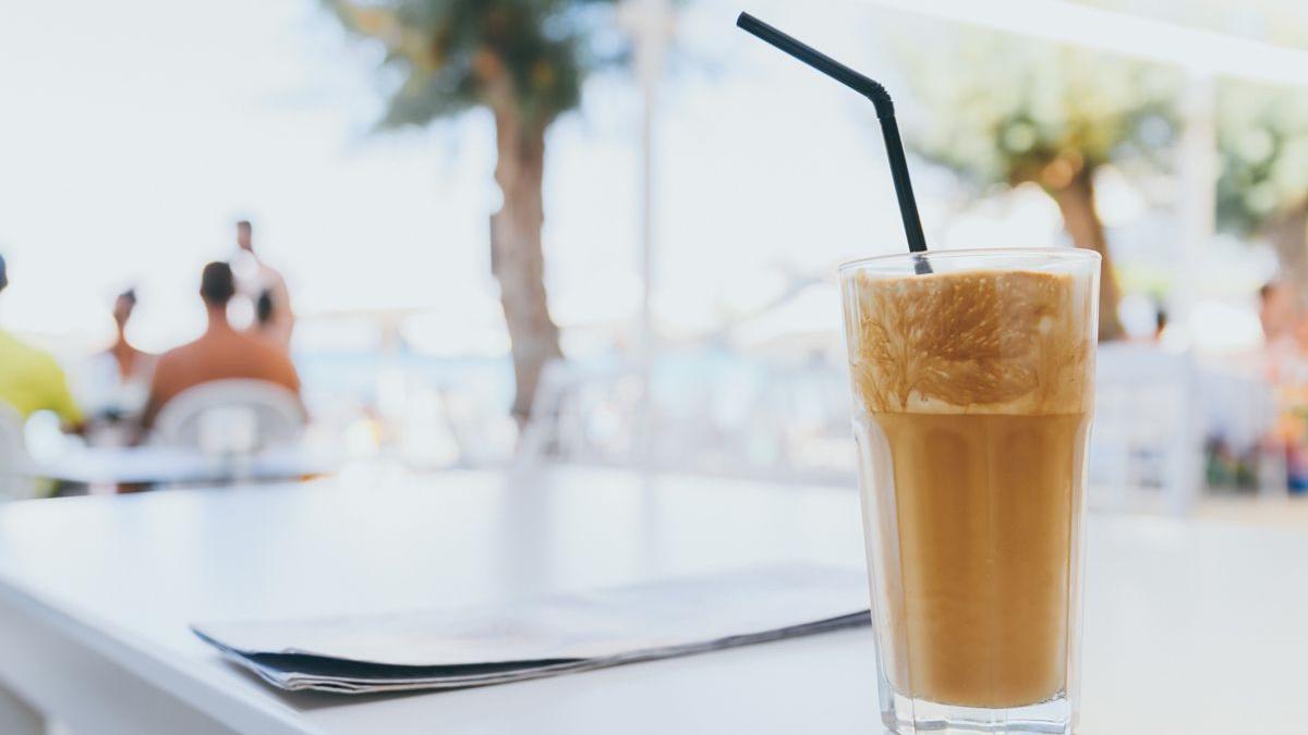 Un 'iced coffee', una versión más elaborada del básico café con hielo.