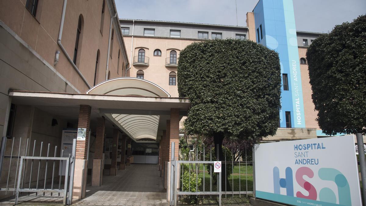 Hospital Sant Andreu de Manresa