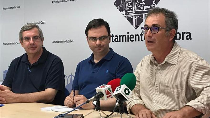 El Ayuntamiento hará un párking para las visitas al Cerro de la Merced