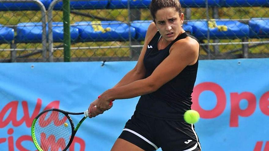 Ángela Fita accede al cuadro final del torneo de Pescara, en Italia