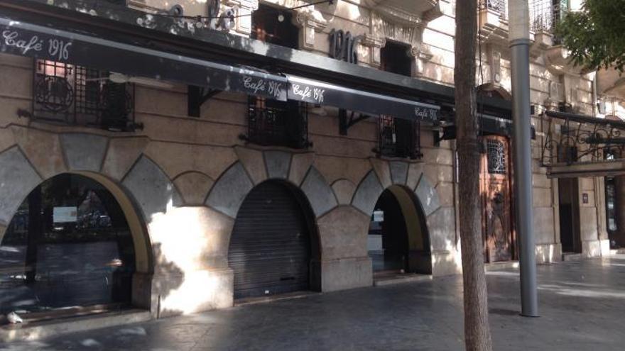 Aus für Café 1916: Das Sterben der Traditionslokale geht weiter