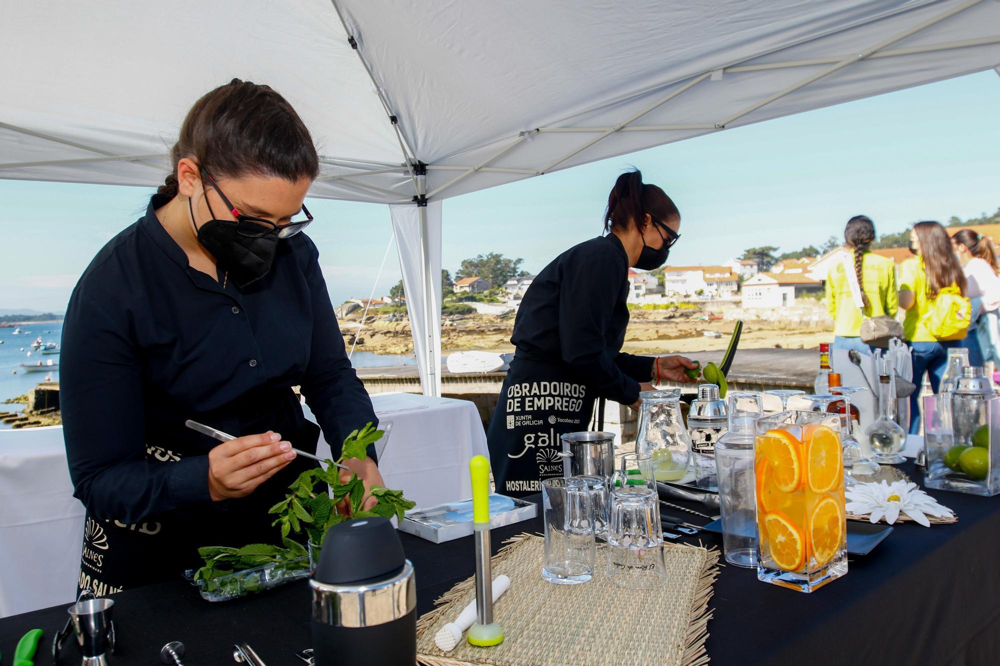 Gastronomía y cultura marítima se funden en A Illa