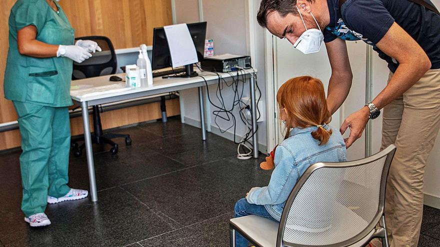Los test de antígenos de diagnóstico rápido llegan hoy a los centros de salud