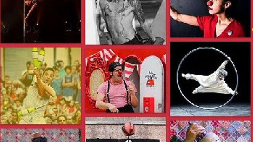 Cabaret Canarias Circo