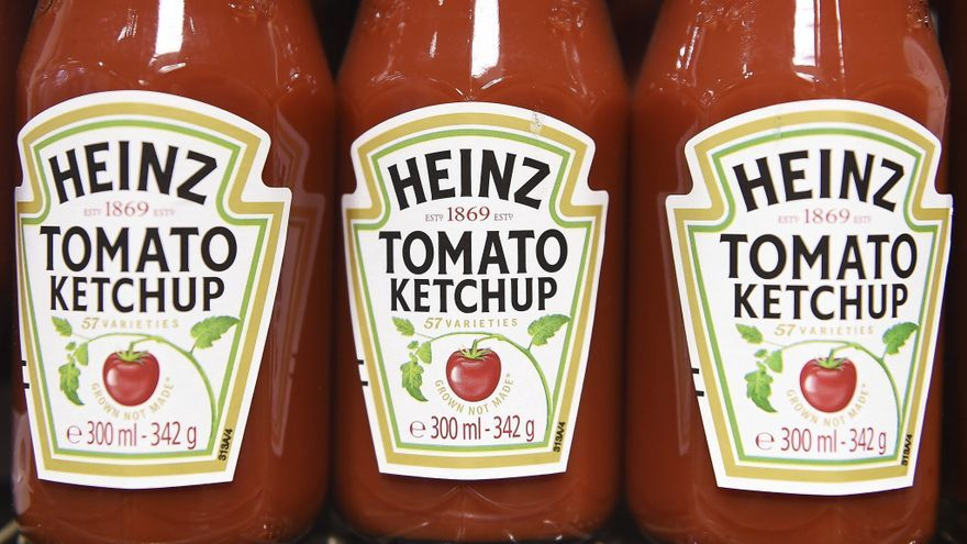 La escasez de ketchup en EEUU fuerza a Heinz a subir su producción un 25%