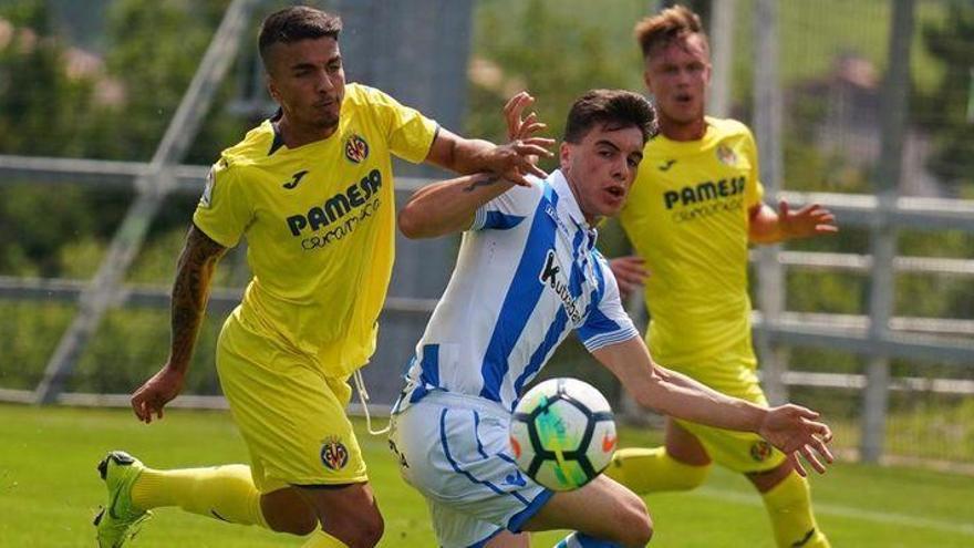 El Villarreal no sufre en Zubieta para sellar su pase a semifinales (1-1)