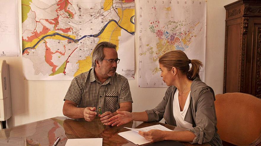 """La Junta pide a Guarido """"que no ponga en cuestión"""" el trabajo de Patrimonio"""