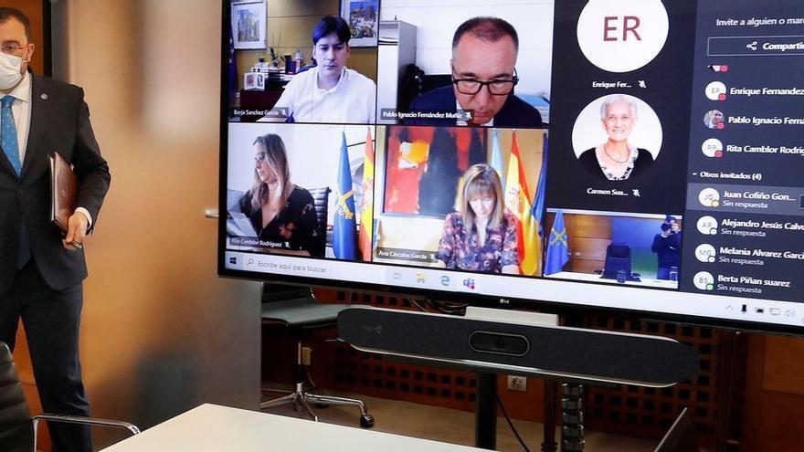 El Principado no descarta volver a imponer el toque de queda si empeora la evolución del coronavirus en Asturias
