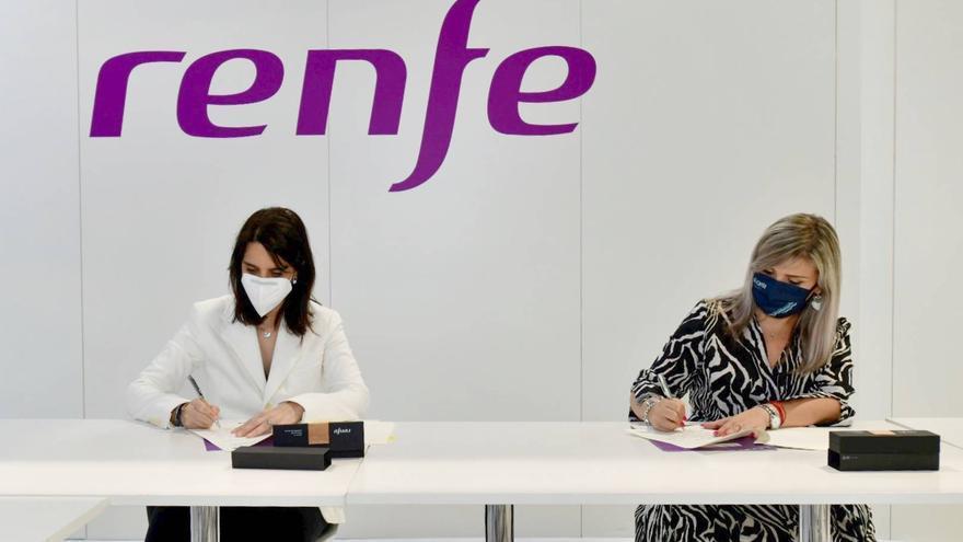Renfe descontará un 30% del precio en los billetes del AVE a los viajeros que participen en congresos en Alicante