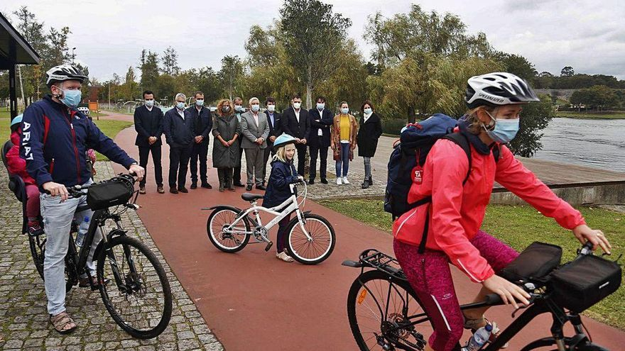 """La """"raia"""" tendrá un servicio de préstamo de bicicletas eléctricas"""