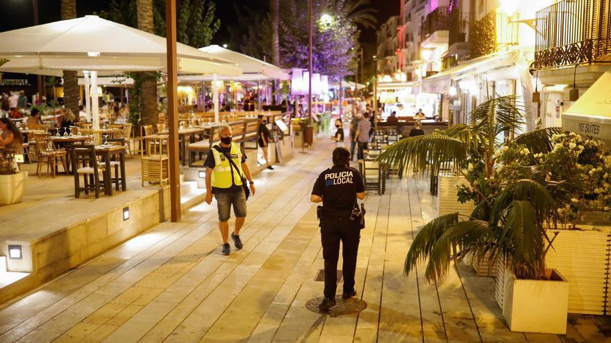 Dos detenidos en Ibiza por su presunta implicación en un delito de abusos sexuales a dos menores