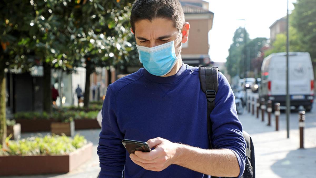 Llega la aplicación que permite distinguir entre gripe, resfriado y Covid-19.