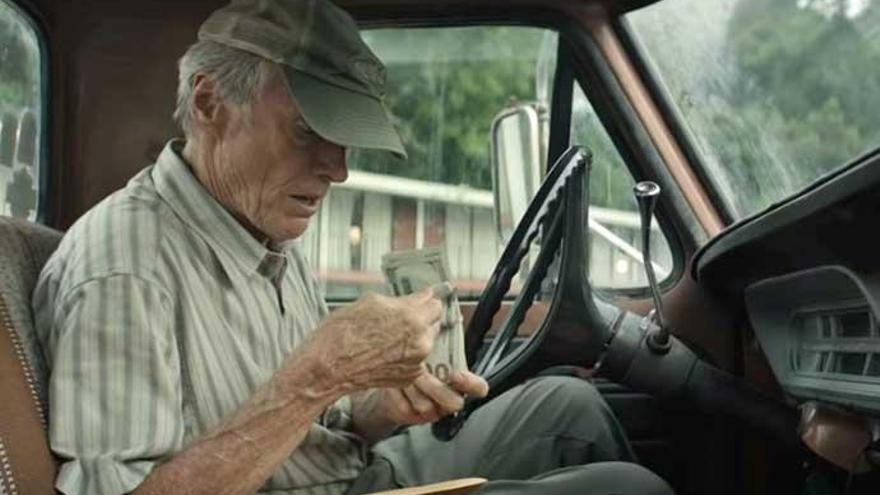 Clint Eastwood, así es su papel en 'Mula'