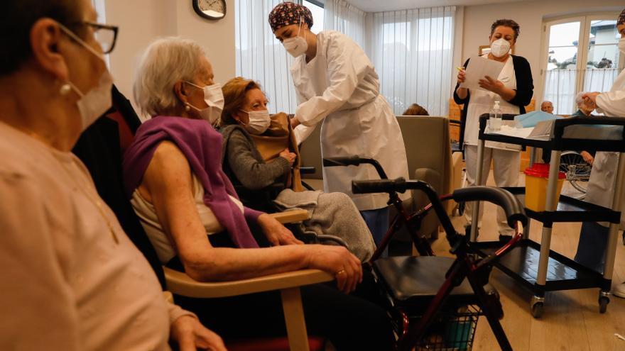 El Gobierno presenta su propuesta para los geriátricos del futuro